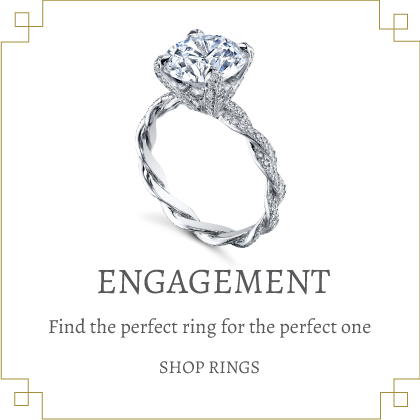 Find the perfect engagement ring for the perfect one.