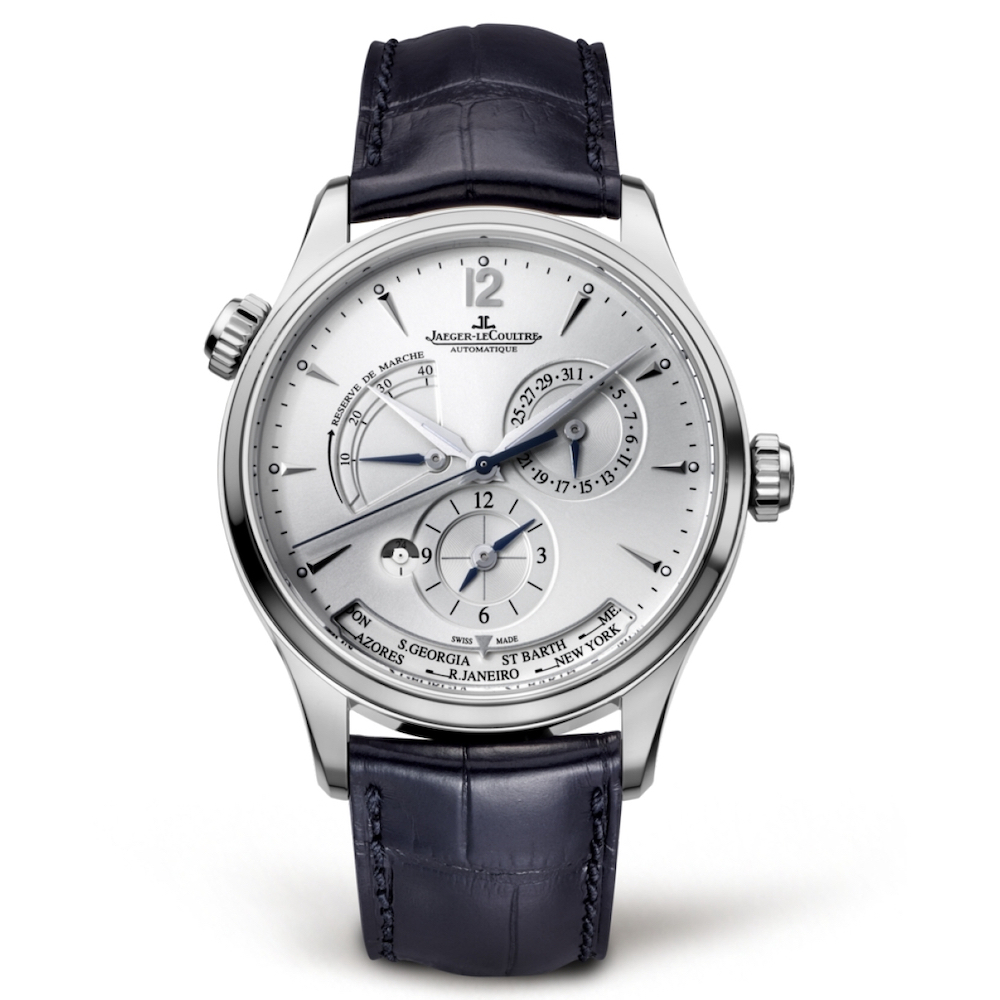 Jaeger-LeCoultre Master Geographic - Men's Watch - Q1428421