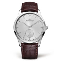 Jaeger-LeCoultre Master Ultra Thin Small Second - Men's Watch - Q1358420