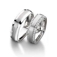 Furrer Jacot Magiques Wedding Band