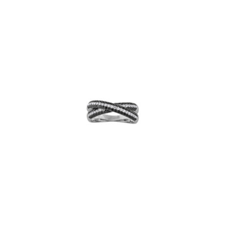 R_6004-BD_spark_creations_chicago_dealer_marshall_pierce_company_black_white_diamond_ring