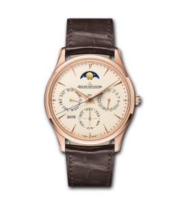 Jaeger le Coultre Maser Ultra Thin Perpetual Calendar Q1302520