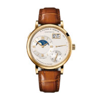 A. Lange & Söhne Grande Lange 1 Moon Phase Yellow Gold 139.021