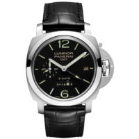 Panerai Luminor 1950 8 Days GMT - 44mm - Men's Watch - PAM00233 Marshall Pierce & Company chicago dial 2