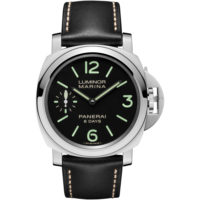 Panerai Luminor Marina 8 Days Steel - Men's Watch - PAM00510 Marshall Pierce & Company Chicago Strap
