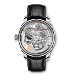 IWC Portuguese Annual Calednar Stainless Steel IW503501 Case Back