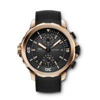 IW379503 AQUATIMER CHRONOGRAPH EDITION %22EXPEDITION CHARLES DARWIN%22 IWC Aquatimer Bronze Dial