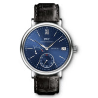 IW510106 IWC Portofino 8 Day Hand Wound 45mm Dial