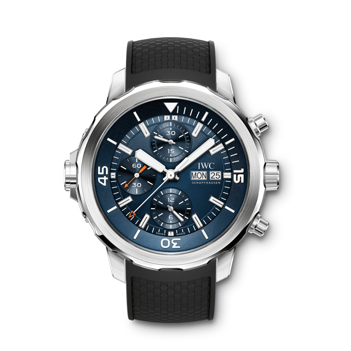 IWC Aquatimer Chronograph Edition _Expedition Jacques-Yves Cousteau_ IW376805 Dial
