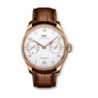 IWC Portugieser Automatic 7 Day Dial IW500701