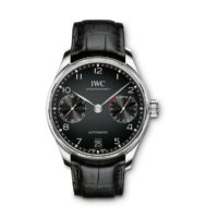 IWC Portugieser Automatic 7 Day- IW500703 Dial