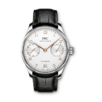 IWC Portugieser Automatic 7 Day- IW500704 Dial