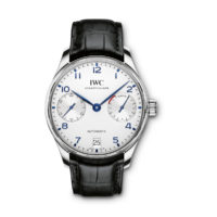 IWC Portugieser Automatic 7 Day- IW500705 Dial