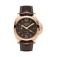 Panerai Luminor 1950 8 Days Oro Rosso 44mm PAM00576 Dial