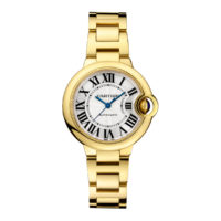 Ballon Bleu de Cartier in Yellow Gold – 33mm – Ladies Watch – WGBB0005