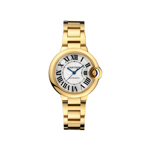 Ballon Bleu de Cartier in Yellow Gold – 33mm – WGBB0005