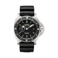 LUMINOR SUBMERSIBLE 1950 AMAGNETIC 3 DAYS AUTOMATIC TITANIO - 47MM PAM00389
