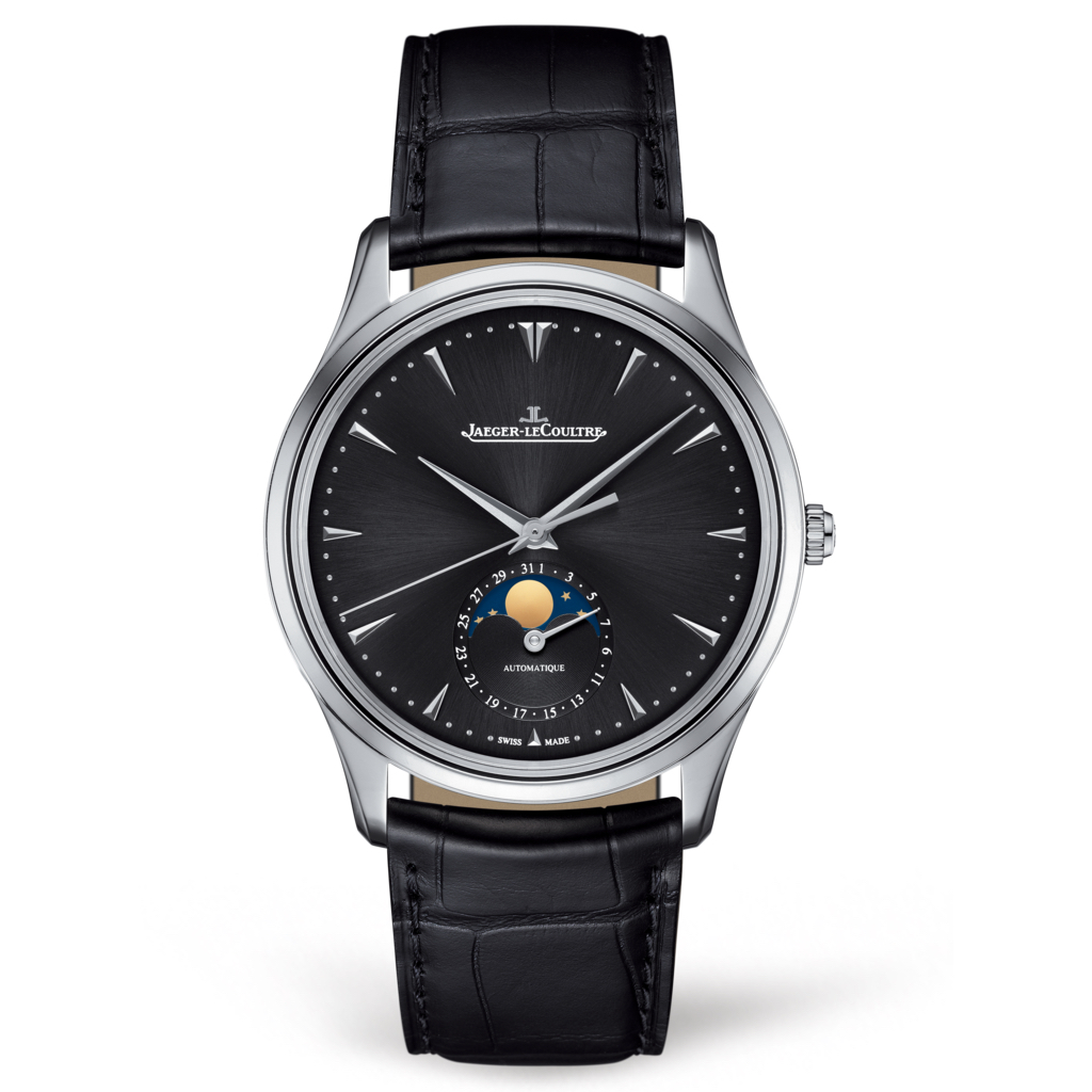 Jaeger Lecoultre Master Ultra Thin Moon Phase 39 Men S
