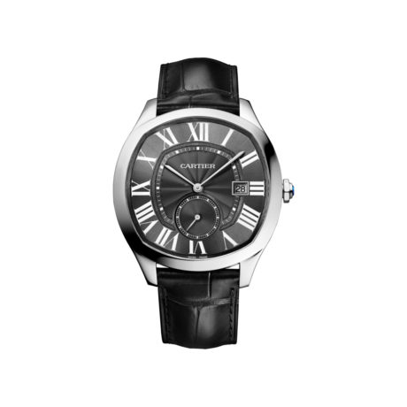 Drive de Cartier WSNM0009 Black Dial Chicago Authorized Dealer Marshall Pierce & Company