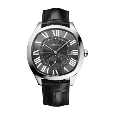 Drive de Cartier in Steel – Men's Watch – WSNM0009 Marshall Pierce & Company Chicago Authorized Dealer