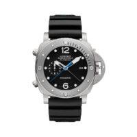 LUMINOR SUBMERSIBLE 1950 3 DAYS CHRONO FLYBACK AUTOMATIC TITANIO - 47MM PAM00614