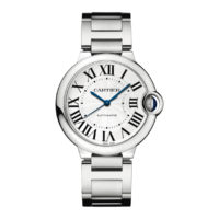 Ballon Bleu de Cartier in Steel – 36mm – Ladies Watch – W6920046 Marshall Pierce & Company Chicago Authorized Dealer