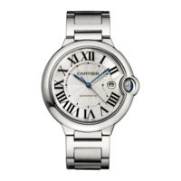 Ballon Bleu de Cartier in Steel – 42mm – Men's Watch – W69012Z4