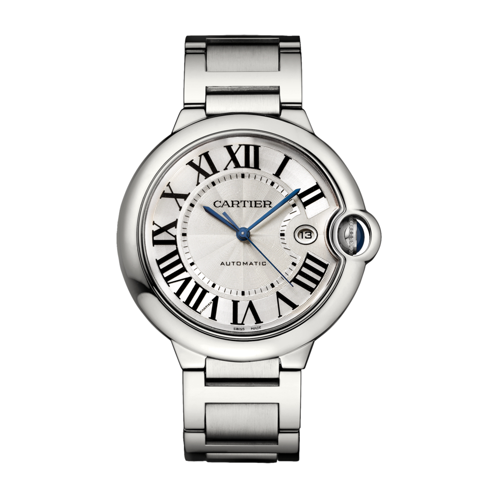 Ballon Bleu de Cartier in Steel – 42mm – Men's Watch – W69012Z4 Marshall Pierce & Company Chicago Authorized Dealer