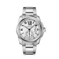 Calibre de Cartier Diver Watch in Steel - 42mm - W7100015
