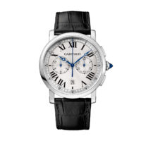 Cartier Rotonde 1904 MC Rotonde de Cartier Power Reserve in Steel - W1556369 Chronograph Chicago Dealer Marshall Pierce Rotonde de Cartier Power Reserve in Steel - W1556369