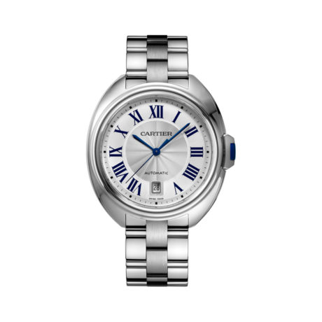 Medium Cle de Cartier in Steel WSCL0006