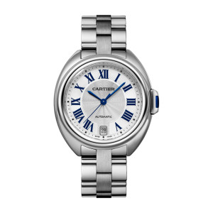 Clé de Cartier in Steel – 40mm – WSCL0007