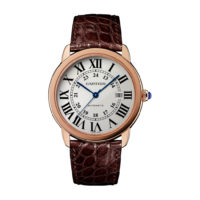 Ronde Solo de Cartier in Pink Gold – 42mm – Men's Watch – W6701009