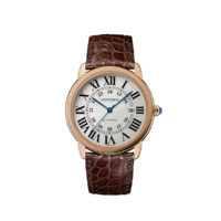 Ronde Solo de Cartier in Pink Gold - 42mm - Automatic - W6701009 Chicago Dealer Marshall Pierce