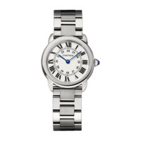 Ronde Solo de Cartier in Steel - 29mm - Ladies Watch - W6701004 Marshall Pierce & Company Chicago Authorized Dealer