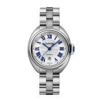 Small Cle de Cartier WSCL0005 in Steel Chicago Dealer Marshall Pierce
