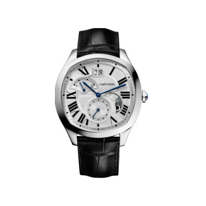 Drive de Cartier Retrograde GMT in Steel – WSNM0005