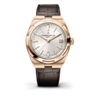 4500V-000R-B127 Vacheron Constantin Overseas in Pink Gold Marshall Pierce & Company Chicago