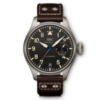 IWC Big Pilot's Watch Heritage - Men's Watch - IW501004 l