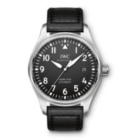 IWC Pilot's Watch Mark XVIII Black Dial - IW327001 Marshall Pierce & Company Chicago