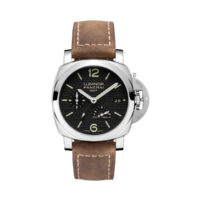 Panerai Luminor 1950 3 Days GMT Power Reserve Automatic Steel - PAM00537