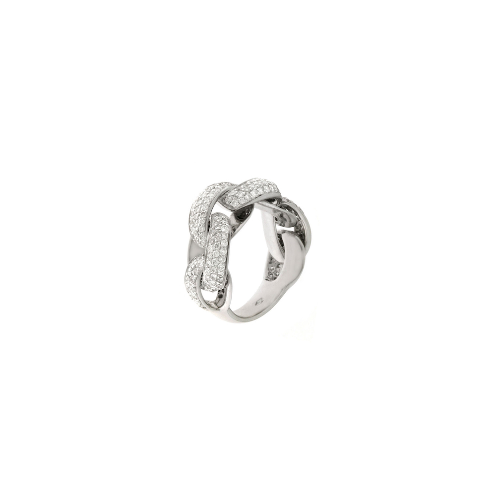 1A07992BB5140 Chimento Infinity Ring Sale
