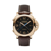 Panerai Luminor 1950 3 Days Chronograph Flyback Red Gold PAM00525