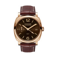 Panerai Radiomir 1940 3 Days GMT Red Gold 47mm PAM00570