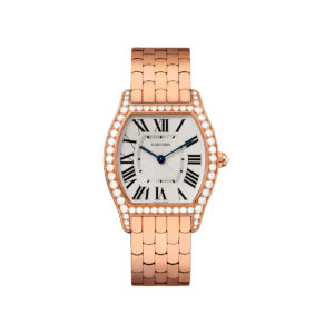 Tortue de Cartier in Pink Gold – Medium Model – WA501012