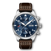 "IW377714 PILOT'S WATCH CHRONOGRAPH EDITION ""LE PETIT PRINCE"" Marshall Pierce & Company Chicago"