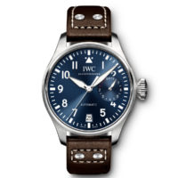 "IWC Big Pilot's Watch ""Le Petit Prince"" – IW501002 Marshall Pierce & Company"