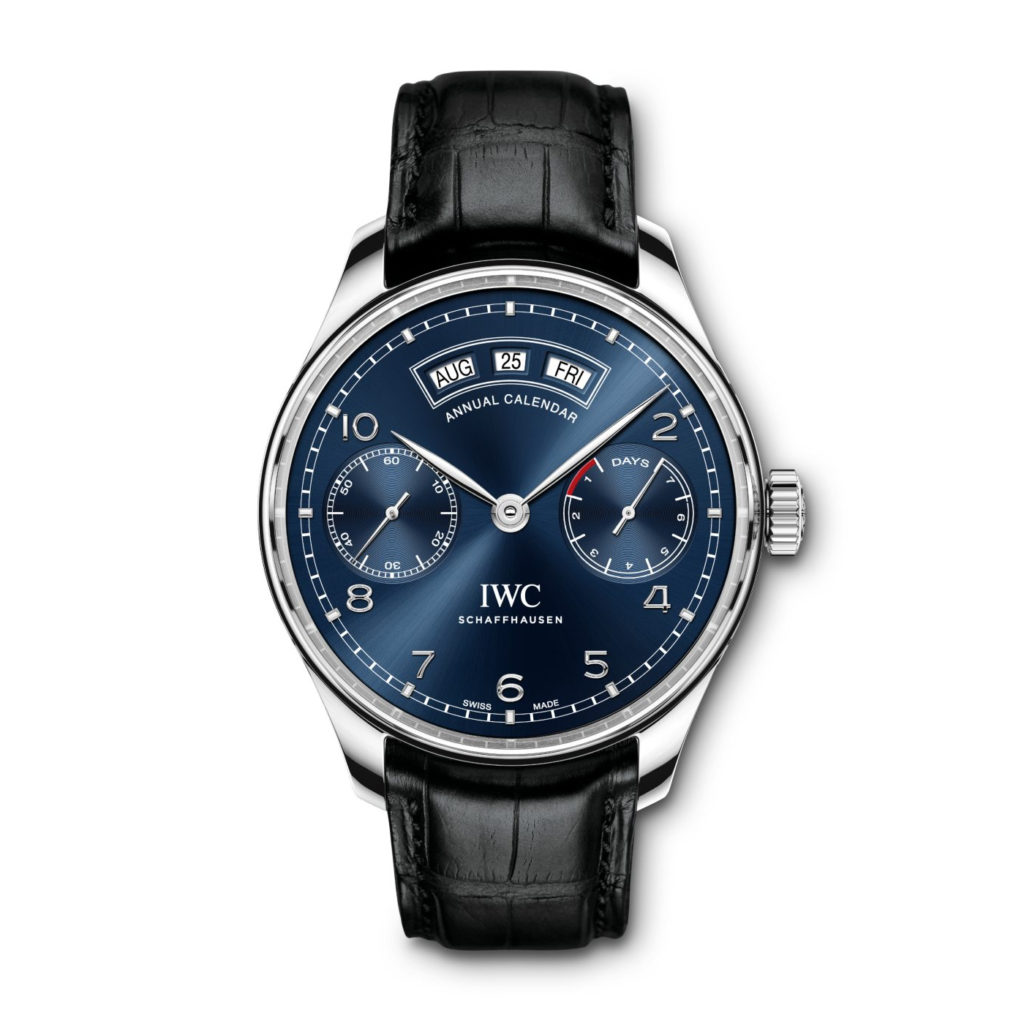 automatic watch portugieser s men annual watches iwc calendar