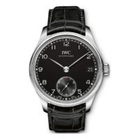 IWC Portuguese Hand wound IW510202 Marshall Pierce & Company Chicago