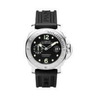 Panerai LUMINOR SUBMERSIBLE AUTOMATIC ACCIAIO - 44MM PAM01024 Dial Marshall Pierce & Company Chicago Authorized Dealer